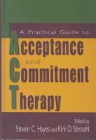 A Practical Guide to Acceptance and Commitment Therapy PDF
