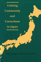 Linking Community and Corrections in Japan PDF