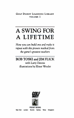 A Swing for a Lifetime