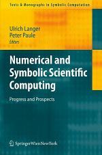 Numerical and Symbolic Scientific Computing