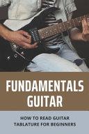 Fundamentals Guitar