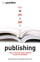 How to Get a Job in Publishing PDF