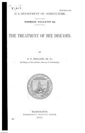 The Treatment of Bee Diseases