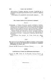 Clinique des maladies du système nerveux: Volume1