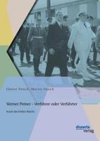 Werner Peiner   Verf  hrer oder Verf  hrter  Kunst des Dritten Reichs PDF