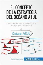 El concepto de la estrategia del océano azul: Las claves de la estrategia de éxito empresarial para innovar y superar a la competencia