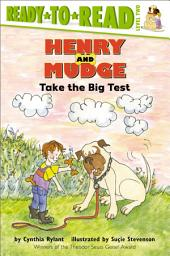 Henry and Mudge Take the Big Test: With Audio Recording