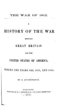 The War of 1812 PDF