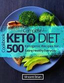 Complete Keto Diet Cookbook PDF