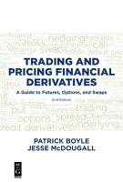 Trading and Pricing Financial Derivatives PDF