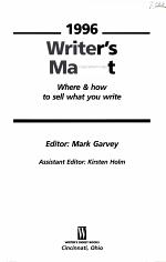 1996 Writer's Market