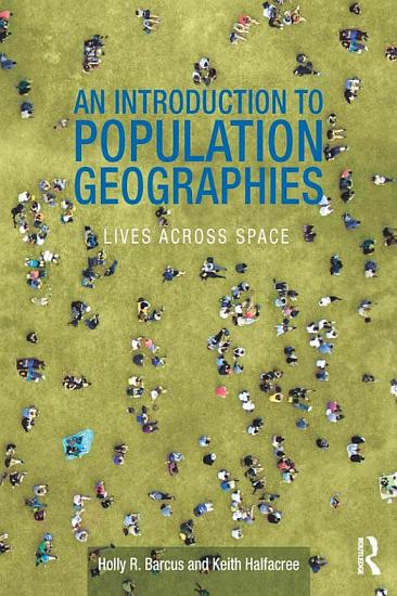 An Introduction to Population Geographies PDF