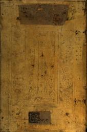 Conflatum ex S. Thoma Aquinate: Volume 1