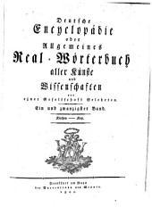 Deutsche Encyclopädie oder Allgemeines Real-Wörterbuch aller Künste und Wissenschaften: Kirchen - Kny, Band 21