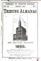 Tribune Almanac and Political Register     PDF