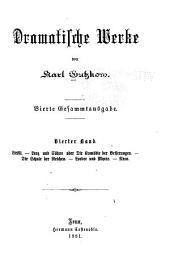 Liesli ; Lenz und Söhne oder Die Komödie der Besserungen ; Die Schule der Reichen ; Lorber und Myrte ; Nero