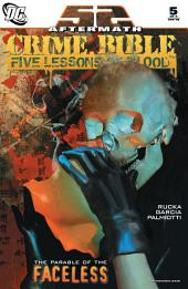Crime Bible: The Five Lessons (2007-) #5