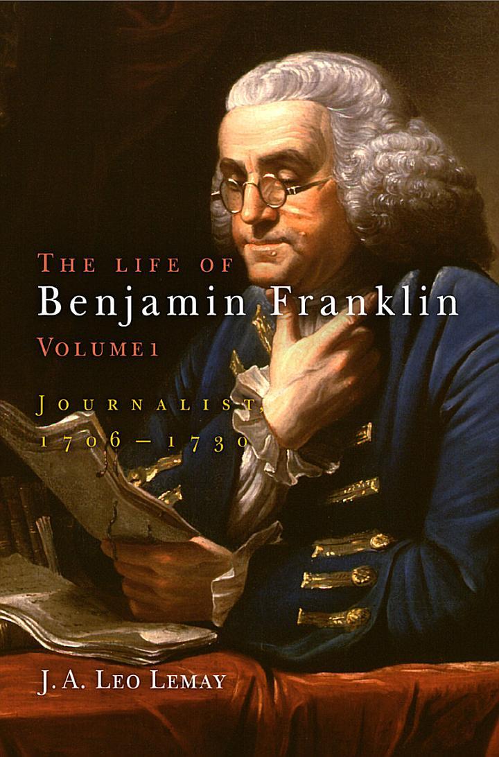 The Life of Benjamin Franklin, Volume 1