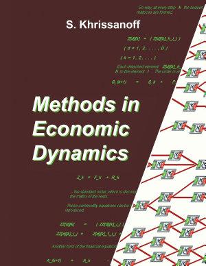 Methods in economic dynamics PDF