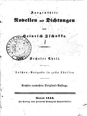 Ausgew  hlte Novellen und Dichtungen PDF