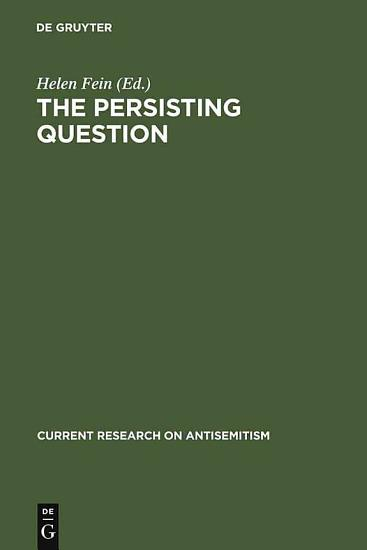 The Persisting Question PDF