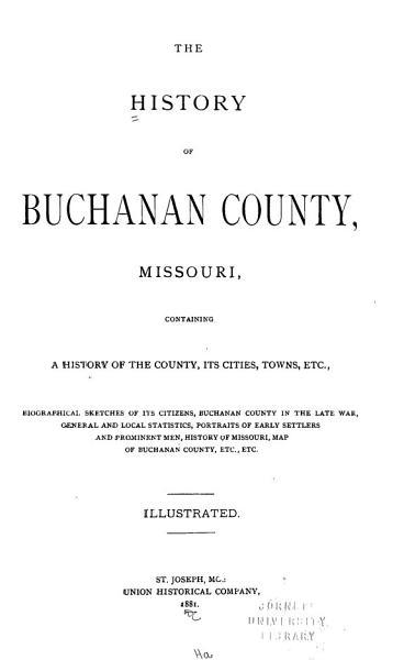 The History of Buchanan County, Missouri