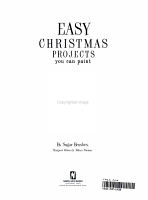 Easy Christmas Projects You Can Paint PDF