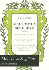 Mlle. de la Seiglière