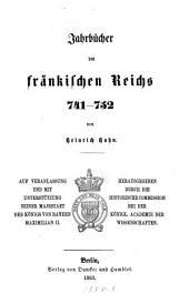 Jahrbücher des fränkischen Reiches, 741-752