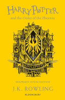 Harry Potter and the Order of the Phoenix   Hufflepuff Edition Book