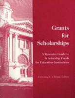 Grants for Scholarships PDF