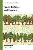 Peace, Culture, and Violence