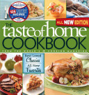 Taste of Home Cookbook  All NEW 3rd Edition with Contest Winners BonusBook