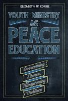 Youth Ministry as Peace Education PDF