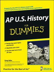 Ap U S History For Dummies Book PDF