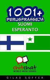 1001+ perusfraaseja suomi - Esperanto