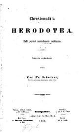 Chrestomathia Herodotea: Belli Persici narrationem continens