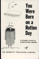 You Were Born on a Rotten Day PDF
