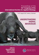 Proceedings of the 51st Congress of the International Society for Applied Ethology