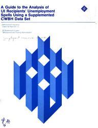 Unemployment Insurance Occasional Paper PDF