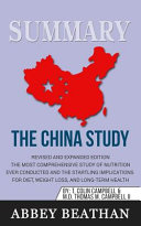 Summary of The China Study PDF