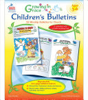 Growing in Grace ChildrenS Bulletins  Ages 7  PDF