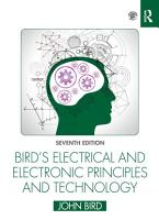 Bird s Electrical and Electronic Principles and Technology PDF