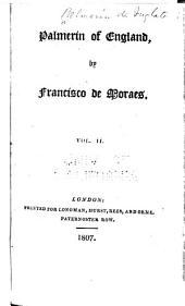 Palmerín of England: Volume 2
