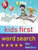 Kids First Word Search PDF