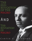 The MIS Education of the Negro and the Education of the Negro PDF