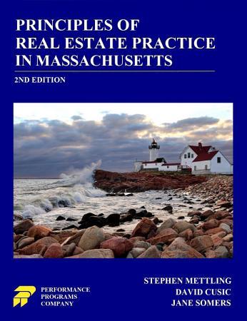 Principles of Real Estate Practice in Massachusetts PDF