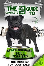 The Staffordshire Bull Terrier Old Age Care Guide 7+