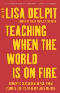 Teaching When the World Is on Fire Book