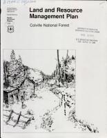 Land and Resource Management Plan PDF